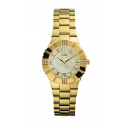 Guess Gold Steel Ladies Watch I11065L1 GLOW