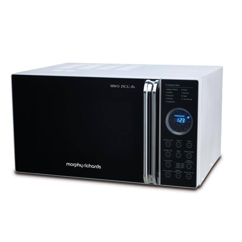 Morphy Richards 25 L Convection Microwave Oven Review: Morphy Richards Microwave Oven 25 Litre 790007