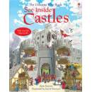 AN USBORNE FLAP BOOK - SEE INSIDE CASTELS