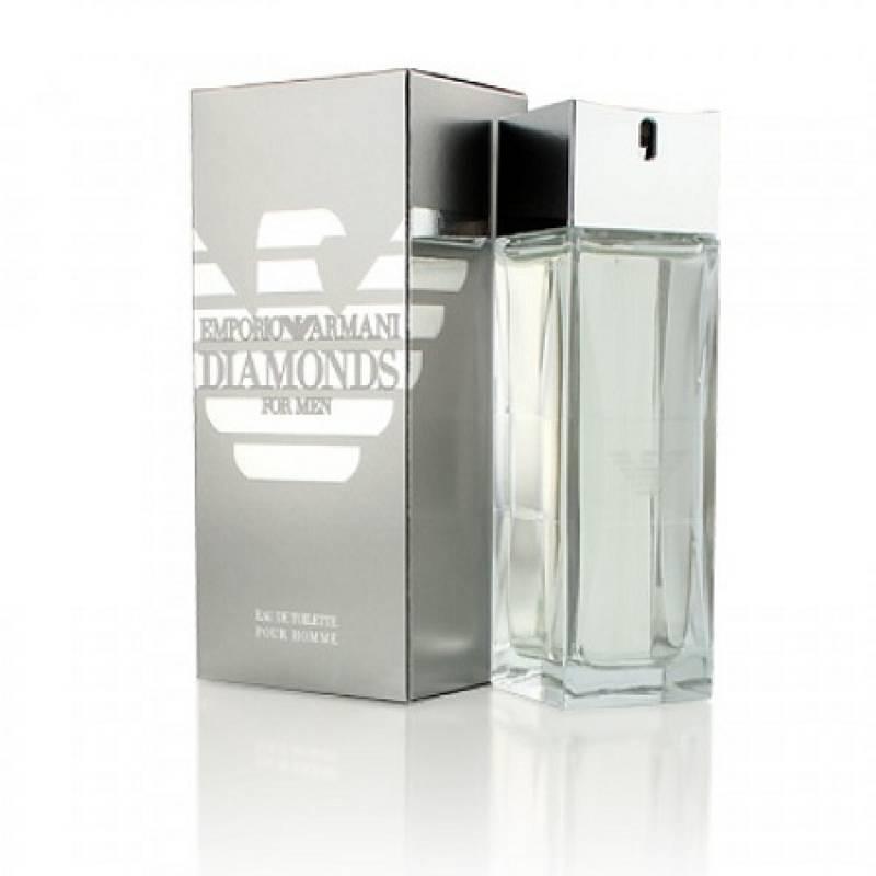 Armani Diamonds Edt Men 75 ml.