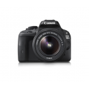 CANON EOS 100D Kit (EF S18-55 IS STM)  BLACK