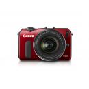 CANON EOS-M 18-55 STM (RD)