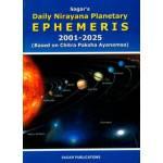 DAILY NIRAYANA PLANETARY EPHEMERIS 2001-2005- BY V.K & RAJES