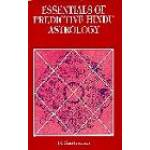 ESSENTIALS OF PREDICTIVE HINDU ASROLOGY- BY R.SANTHANAM