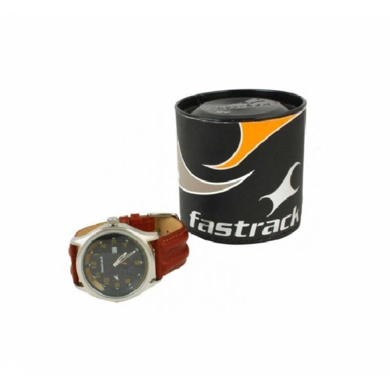 FASTRACK MODEL NO. NA3001SL05 MEN'S WATCH