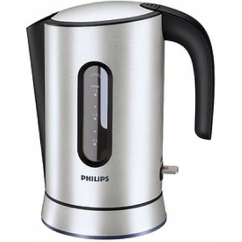 PHILIPS ALUMINUM HD4690 ELECTRIC KETTLE