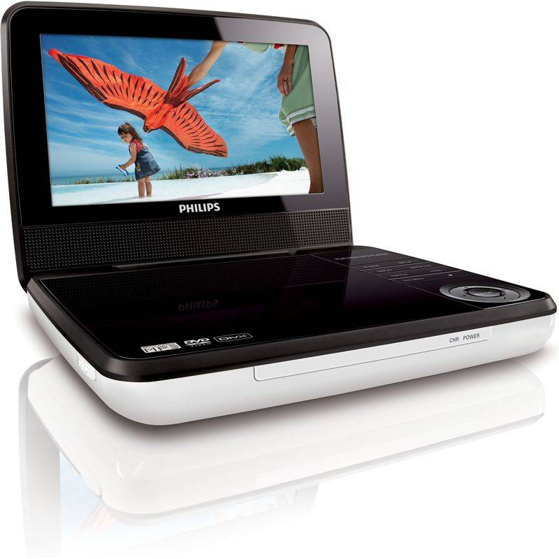 PHILIPS PORTABLE DVD PLAYER (PD 703098)