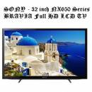 SONY - 32 inch NX650 Series BRAVIA Full HD LCD TV
