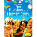 THE USBORNE FIRST ENCYCLOPEDIA OF THE HUMAN BODY (9780746078464)