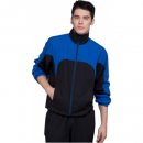 TRACK SUIT (BLACK & BLUE)