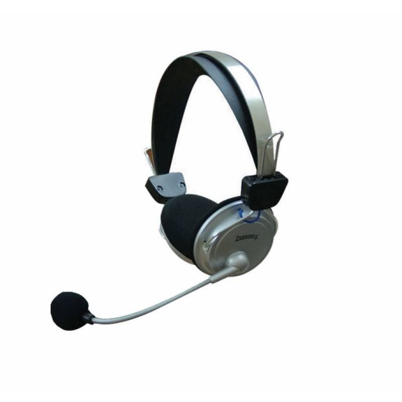 Zebronics 1000HMV HEAD PHONE W/MIC