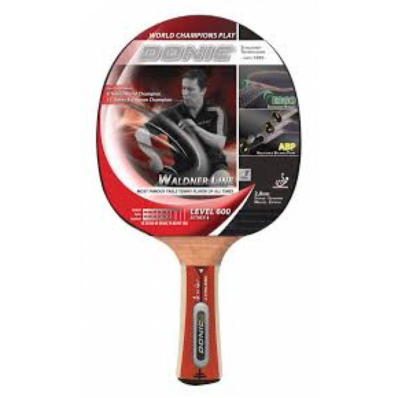 Donic Waldner 600 Table Tennis Racket