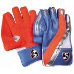 SG Super Club Wicket Keeping Gloves (Men)